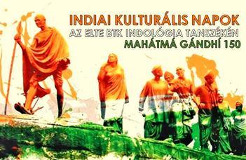 Indiai Kulturális Napok Az ELTE BTK Indológia Tanszékén