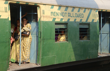 A Study of the Matribhumi Train in West Bengal, India